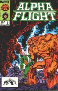 Alpha Flight #9 (1984)