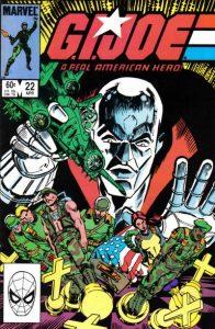 G.I. Joe #22 (1984)