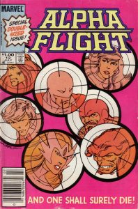 Alpha Flight #12 (1984)