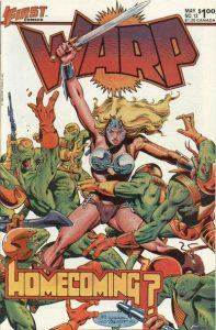 Warp #13 (1984)