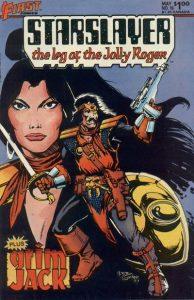 Starslayer #16 (1984)