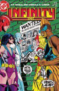 Infinity, Inc. #6 (1984)