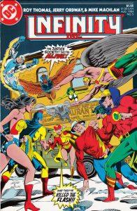 Infinity, Inc. #5 (1984)
