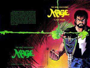 Mage #1 (1984)