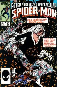 The Spectacular Spider-Man #90 (1984)