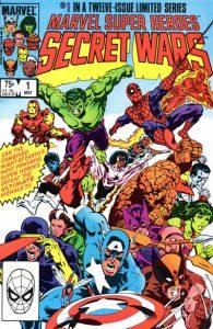 Marvel Super-Heroes Secret Wars #1 (1984)