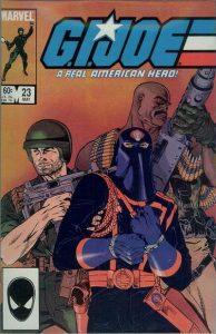 G.I. Joe #23 (1984)