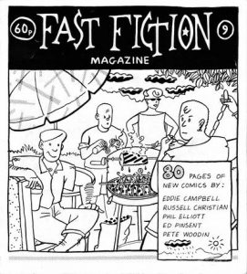 Fast Fiction #9 (1984)