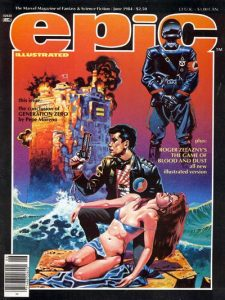 Epic Illustrated #24 (1984)