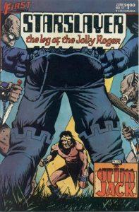Starslayer #17 (1984)