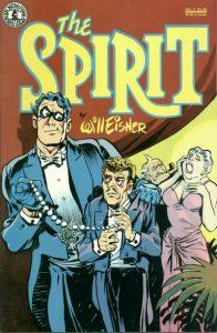 The Spirit #5 (1984)