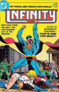 Infinity, Inc. #7 (1984)