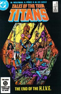 Tales of the Teen Titans #47 (1984)