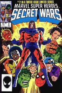 Marvel Super-Heroes Secret Wars #2 (1984)