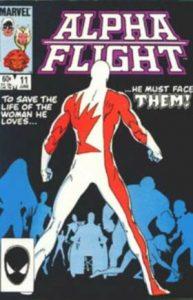 Alpha Flight #11 (1984)