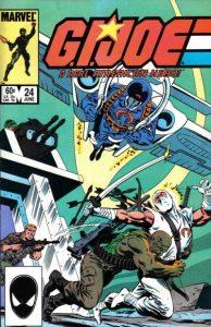 G.I. Joe #24 (1984)