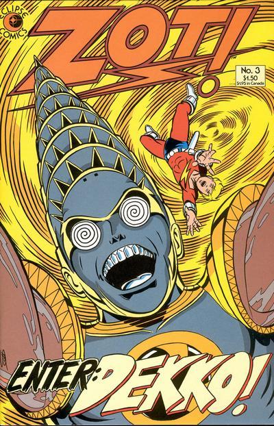 Zot! #3 (1984)