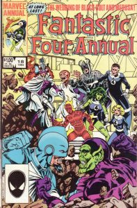 Fantastic Four Annual #18 (1984)