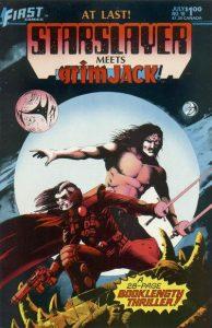 Starslayer #18 (1984)