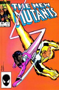 The New Mutants #17 (1984)