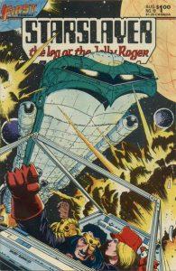 Starslayer #19 (1984)