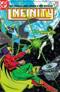 Infinity, Inc. #9 (1984)