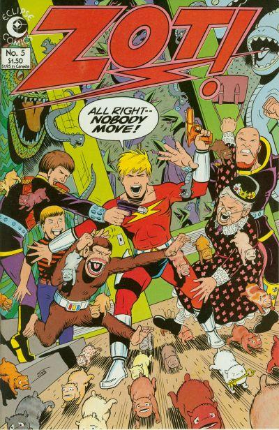 Zot! #5 (1984)