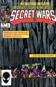 Marvel Super-Heroes Secret Wars #4 (1984)