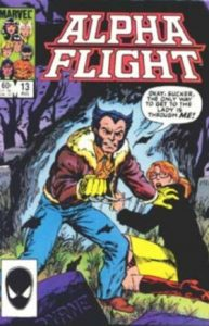 Alpha Flight #13 (1984)