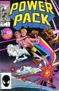 Power Pack #1 (1984)