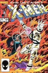 X-Men #184 (1984)