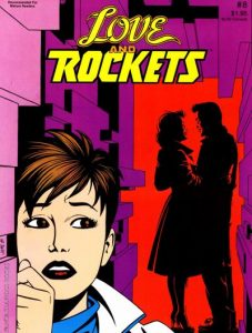 Love and Rockets #8 (1984)