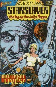 Starslayer #20 (1984)