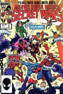 Marvel Super-Heroes Secret Wars #5 (1984)