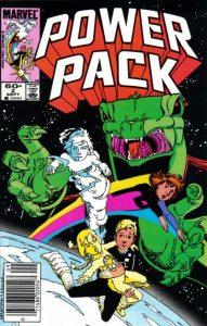 Power Pack #2 (1984)