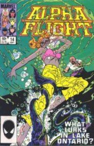 Alpha Flight #14 (1984)