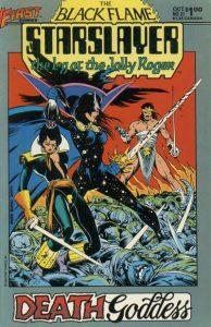 Starslayer #21 (1984)