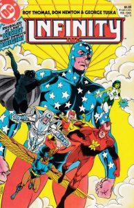 Infinity, Inc. #11 (1984)
