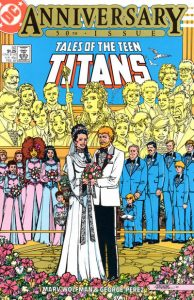 Tales of the Teen Titans #50 (1984)