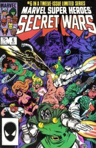 Marvel Super-Heroes Secret Wars #6 (1984)