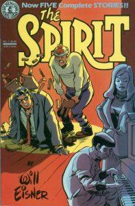 The Spirit #7 (1984)