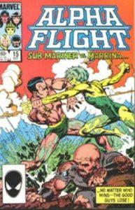 Alpha Flight #15 (1984)