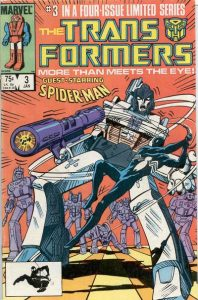 The Transformers #3 (1984)