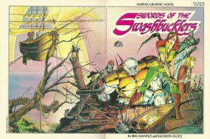 Marvel Graphic Novel #14 (1984)