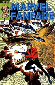 Marvel Fanfare #17 (1984)