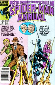 The Spectacular Spider-Man Annual #4 (1984)