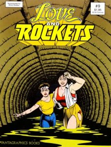 Love and Rockets #9 (1984)