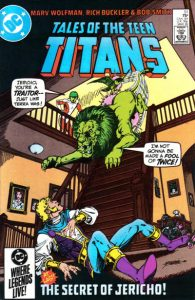 Tales of the Teen Titans #51 (1984)
