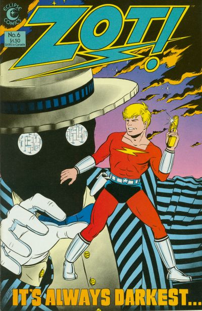 Zot! #6 (1984)