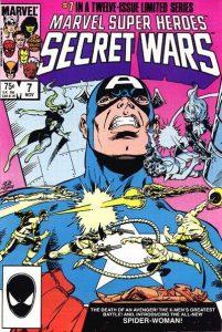 Marvel Super-Heroes Secret Wars #7 (1984)